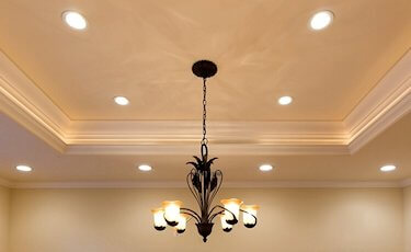 Dont Forget The Recessed Lighting