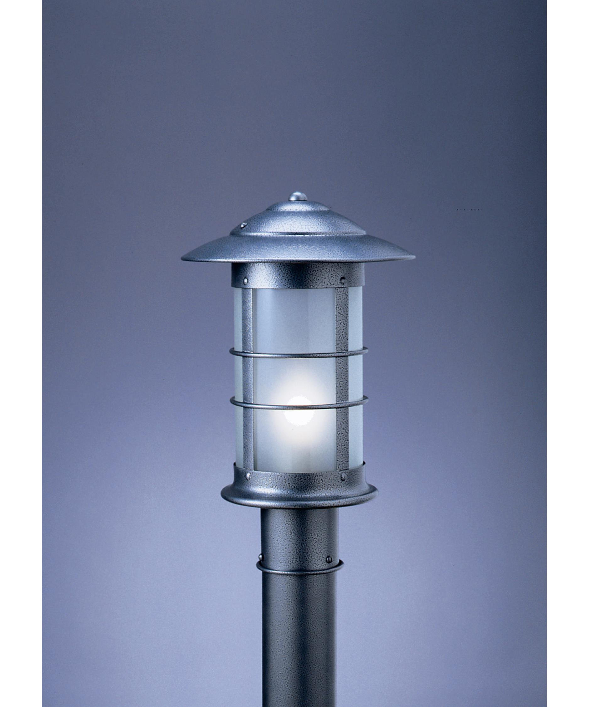 shown in slate finish and frosted glass arroyo craftsman lighting