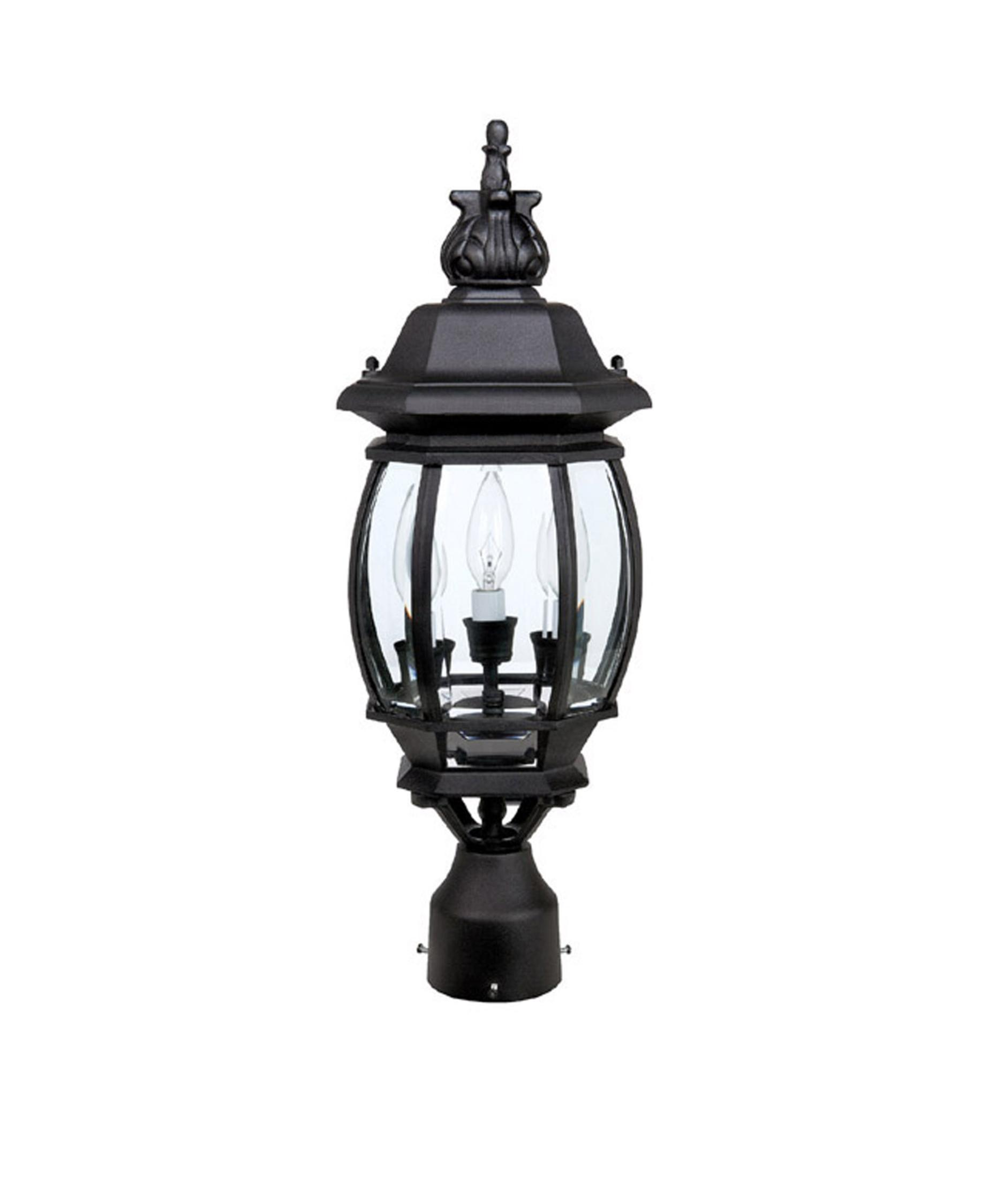 french outdoor lighting. shown in black finish and clear beveled glass french outdoor lighting g
