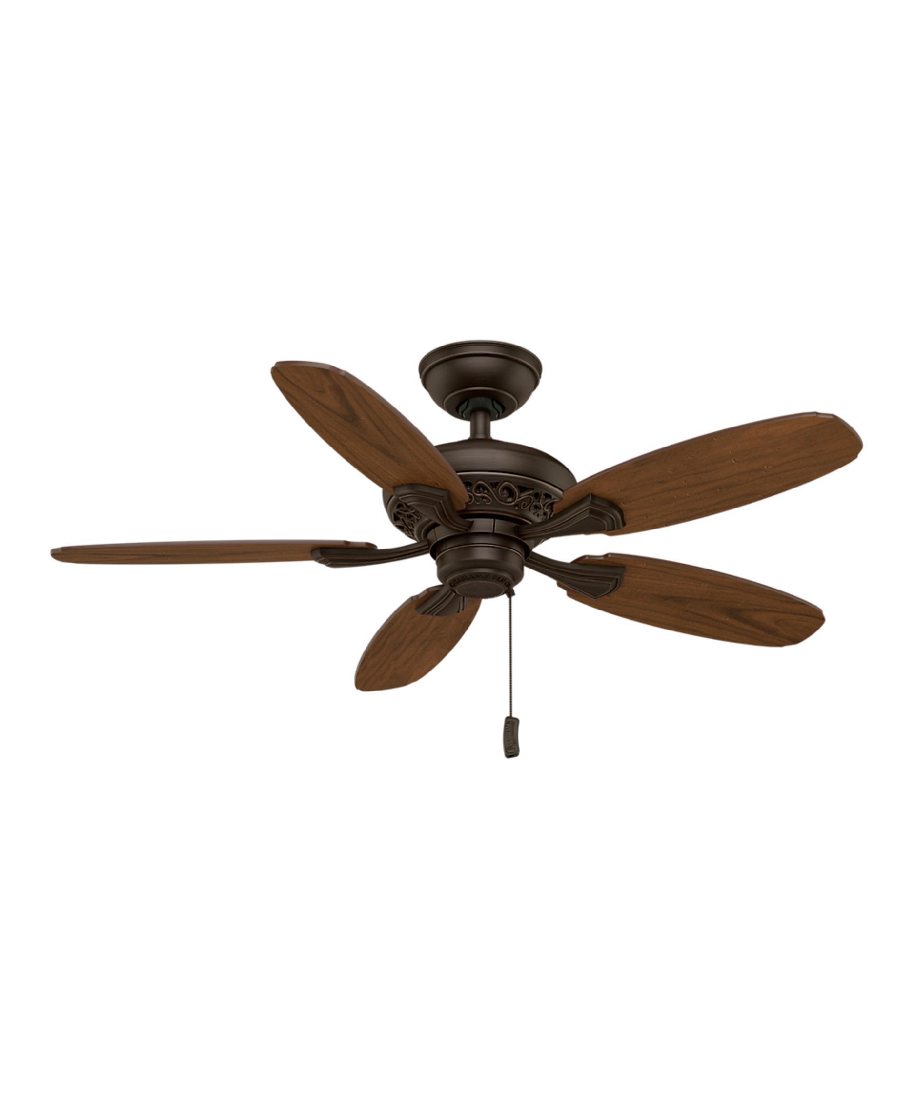 Casablanca 53195 Fordham 44 Inch Ceiling Fan