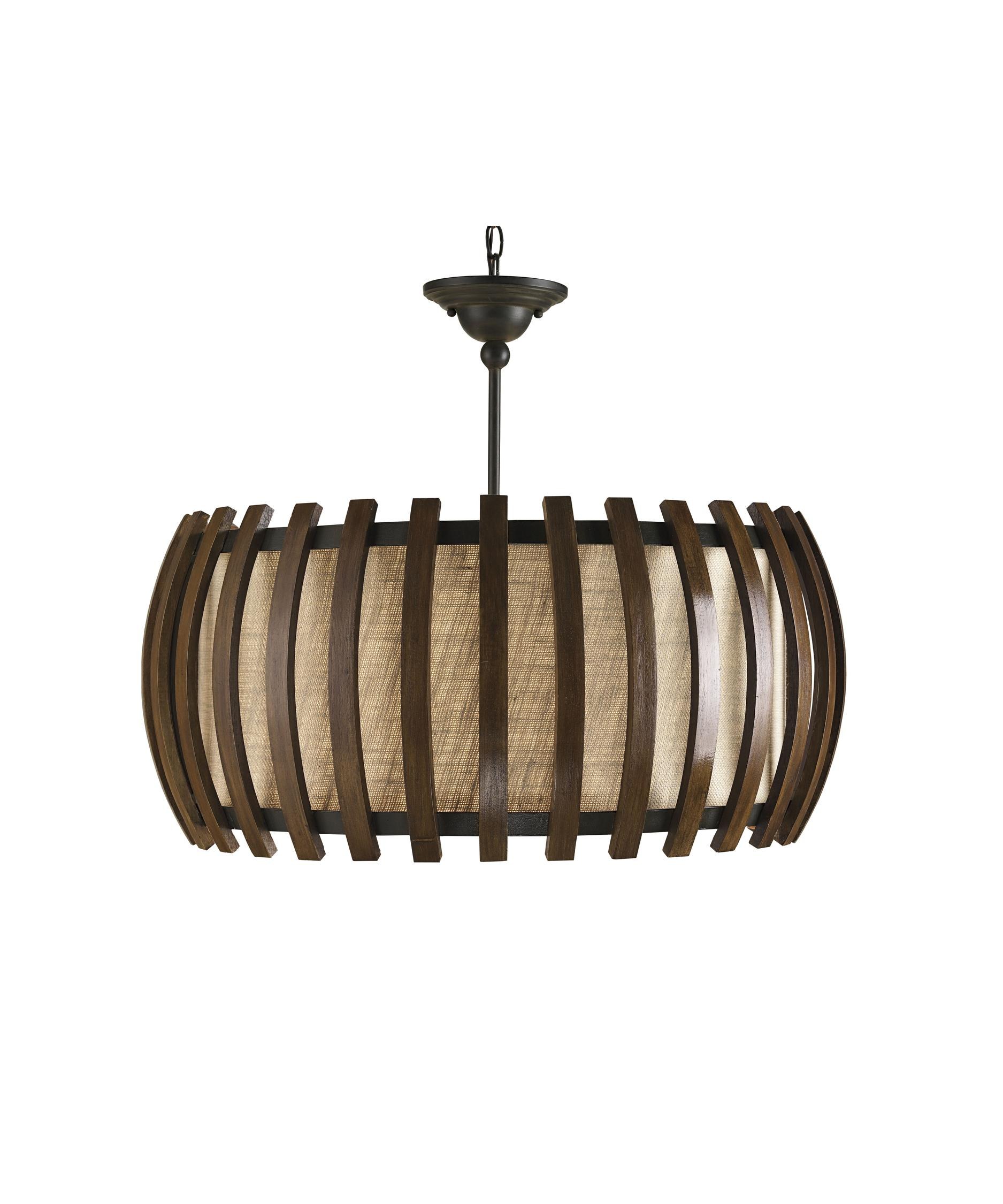 Currey And Company 9096 Dado 28 Inch Large Pendant