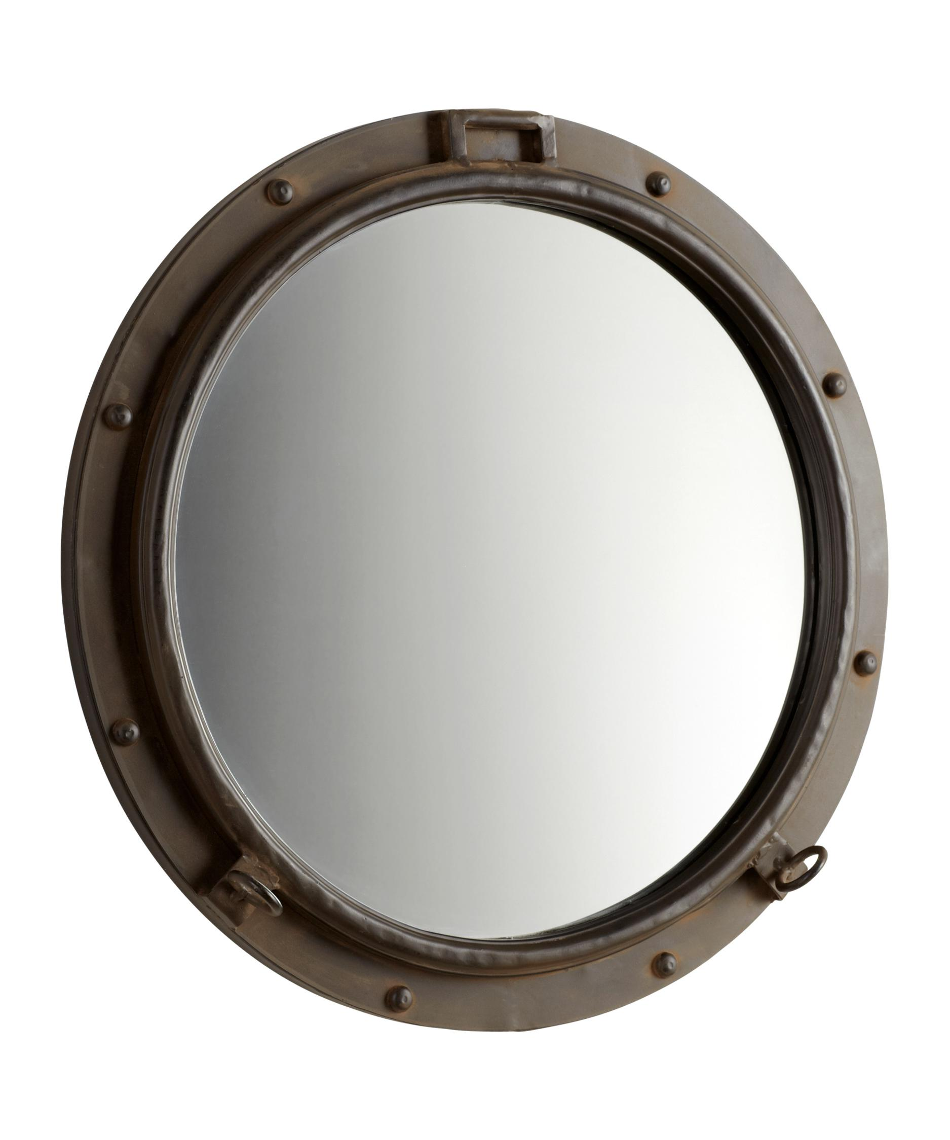 cyan design 05081 porto wall mirror | capitol lighting 1