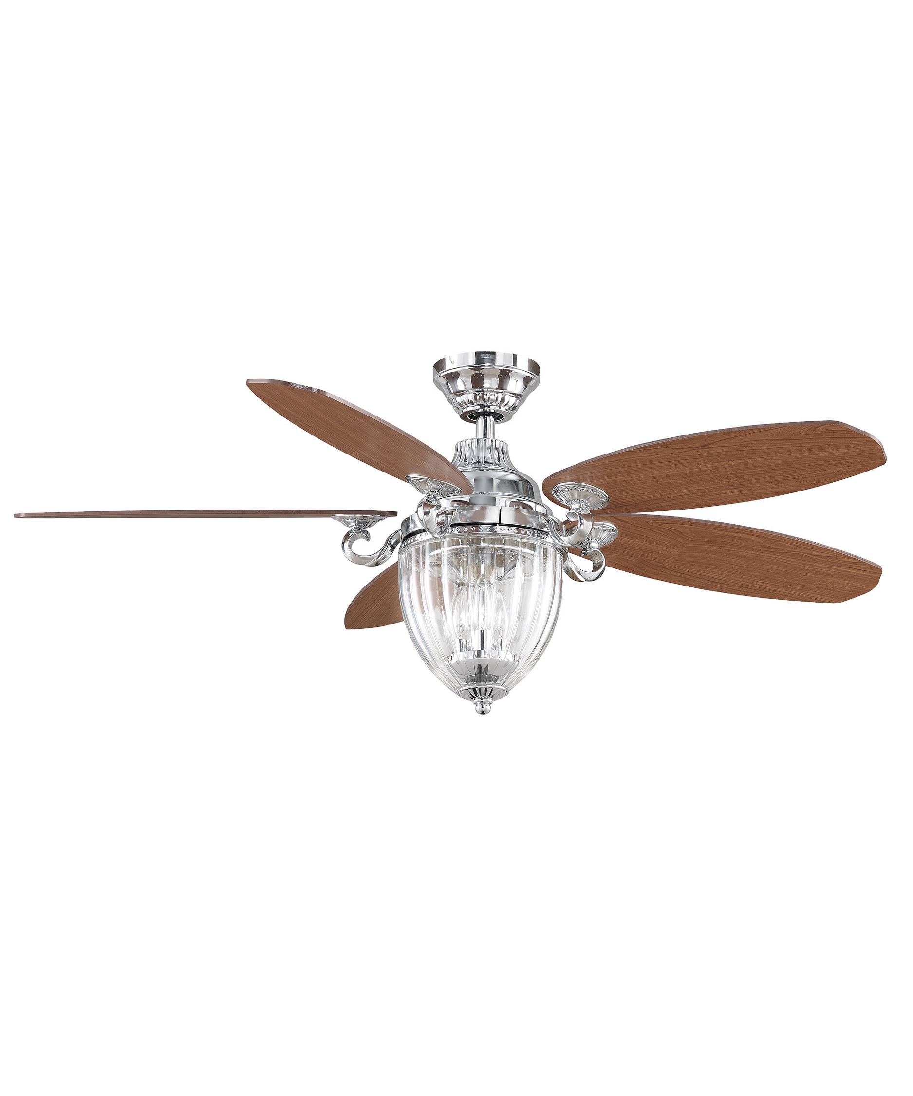 Murray Feiss Ceiling Fan Light Kit: Fanimation FP7953 Stonehill 52 Inch Ceiling Fan With Light