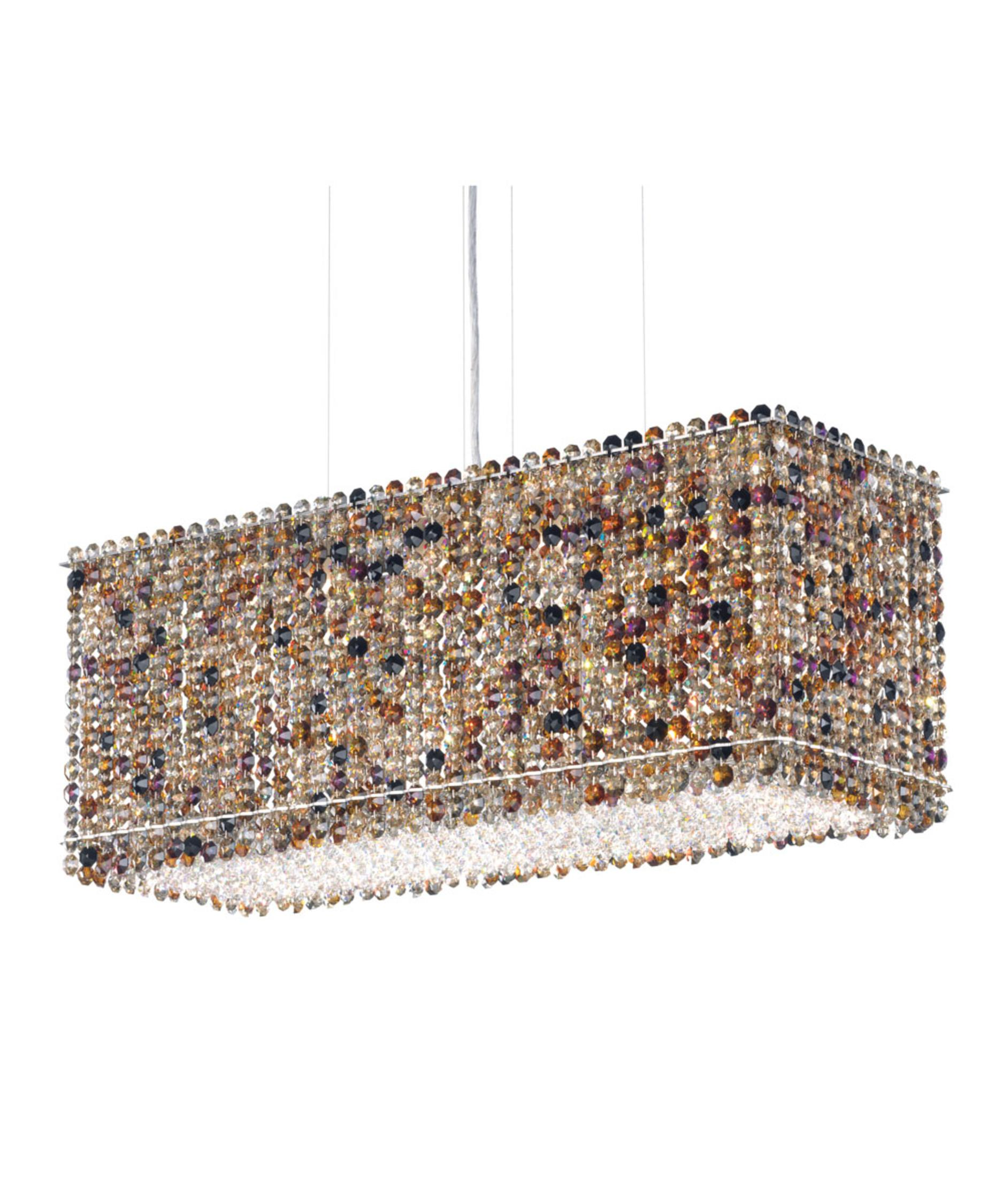shown with and boa swarovski elements crystal - Schonbek Lighting