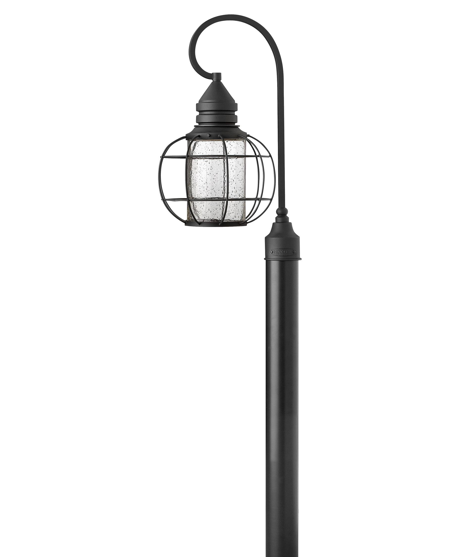 Hinkley Lighting 2251 New Castle 1 Light Outdoor Post Lamp