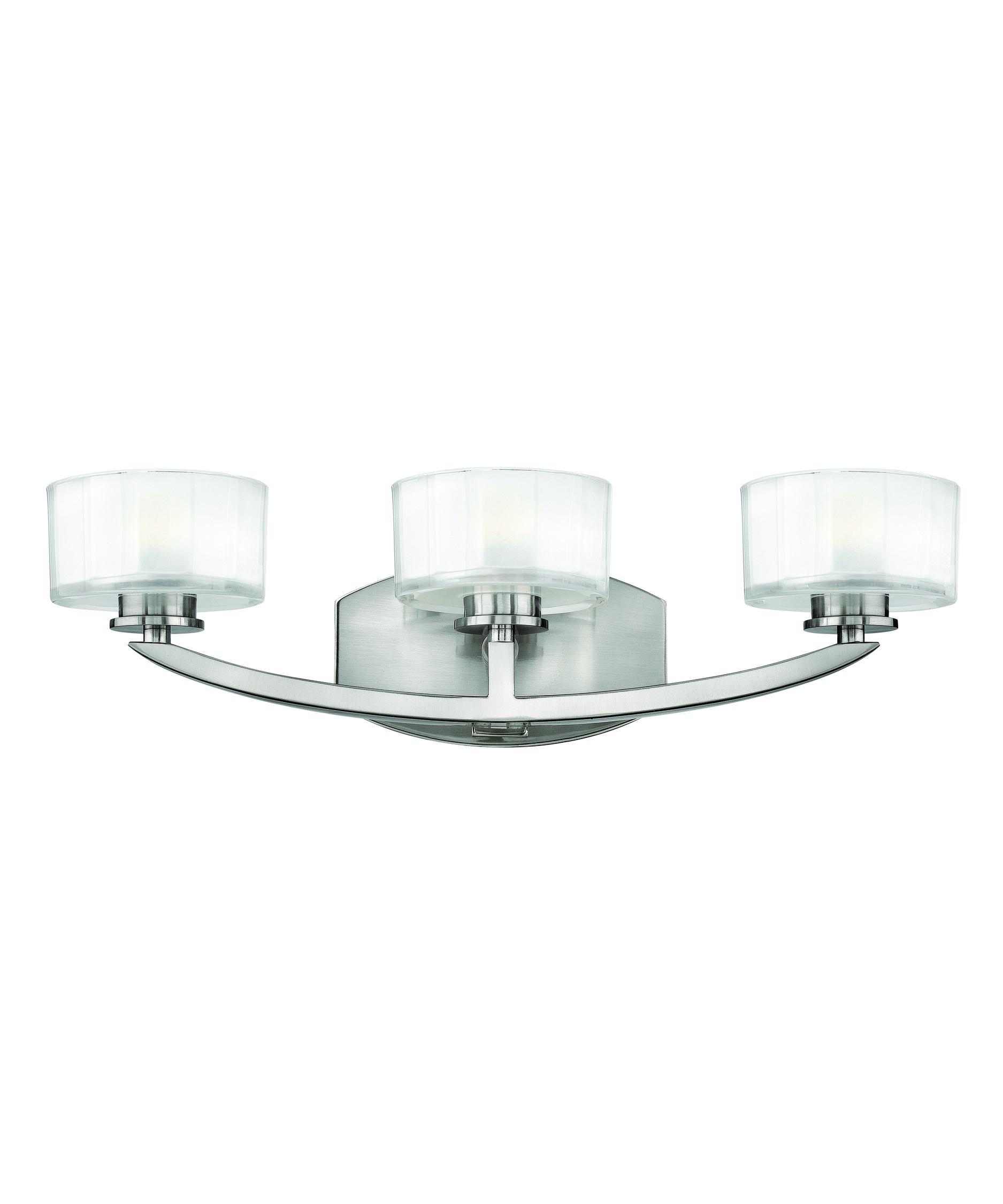 Hinkley Lighting 5593 Meridian 21 Inch Wide Bath Vanity Light