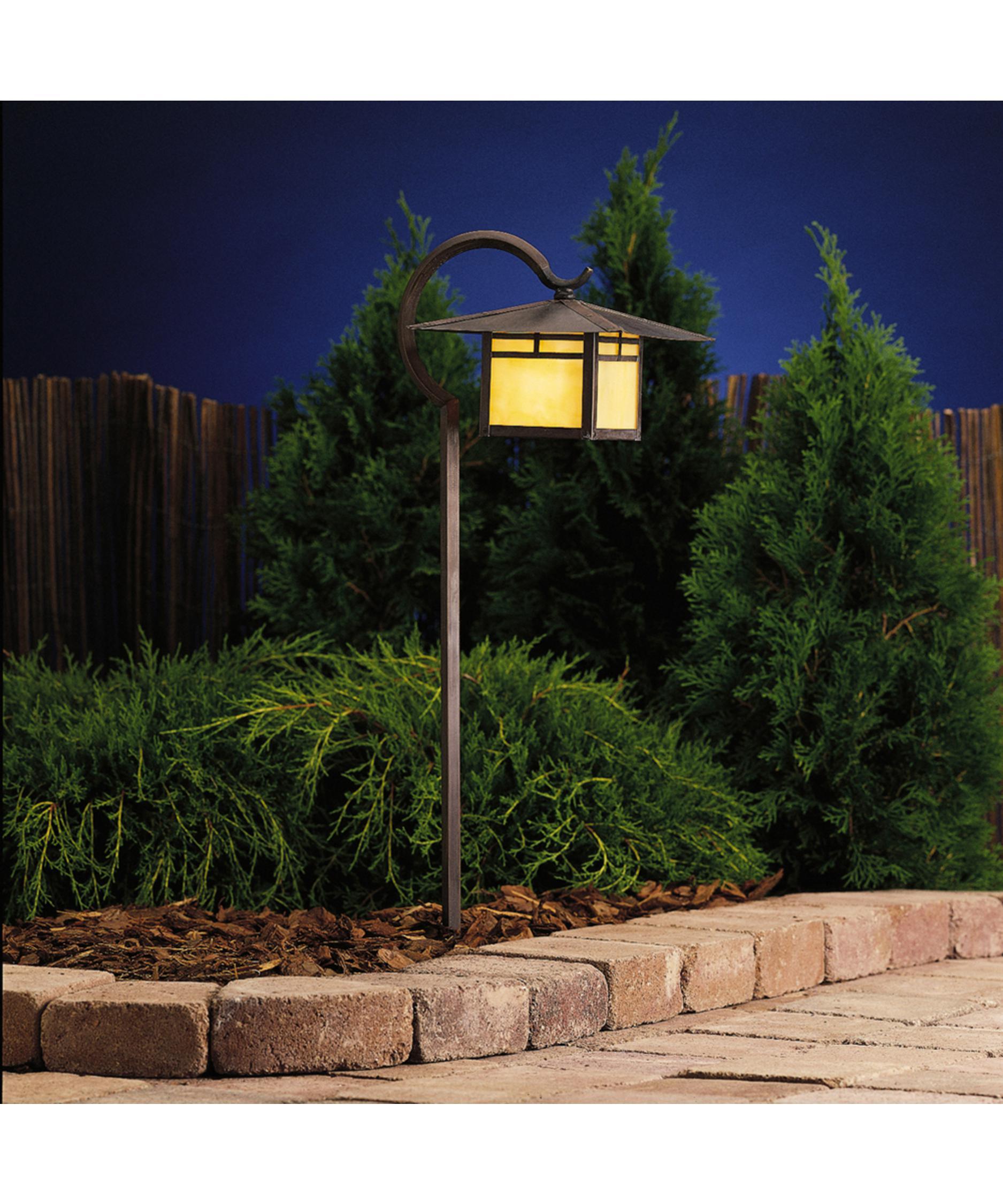 Kichler 15365 La Mesa 1 Light Pathway Light   Capitol Lighting 1 ...