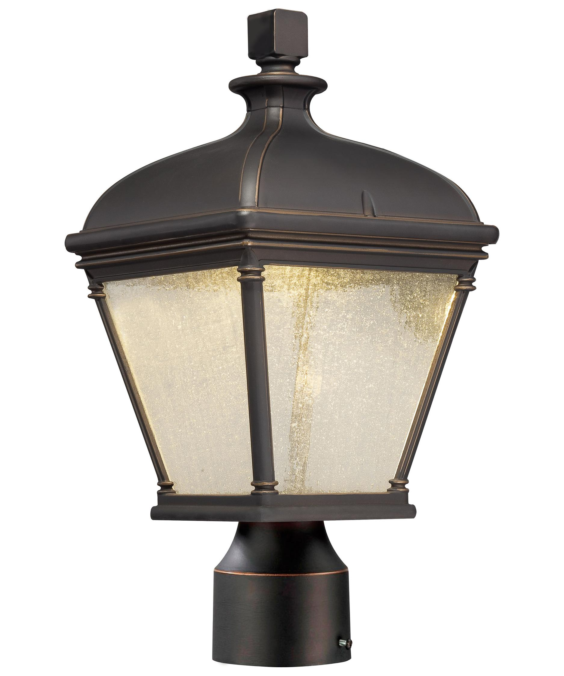 Minka Lavery 72396 Lauriston Manor 9 Inch Wide 1 Light Outdoor Post Lamp |  Capitol Lighting 1 800lighting.com