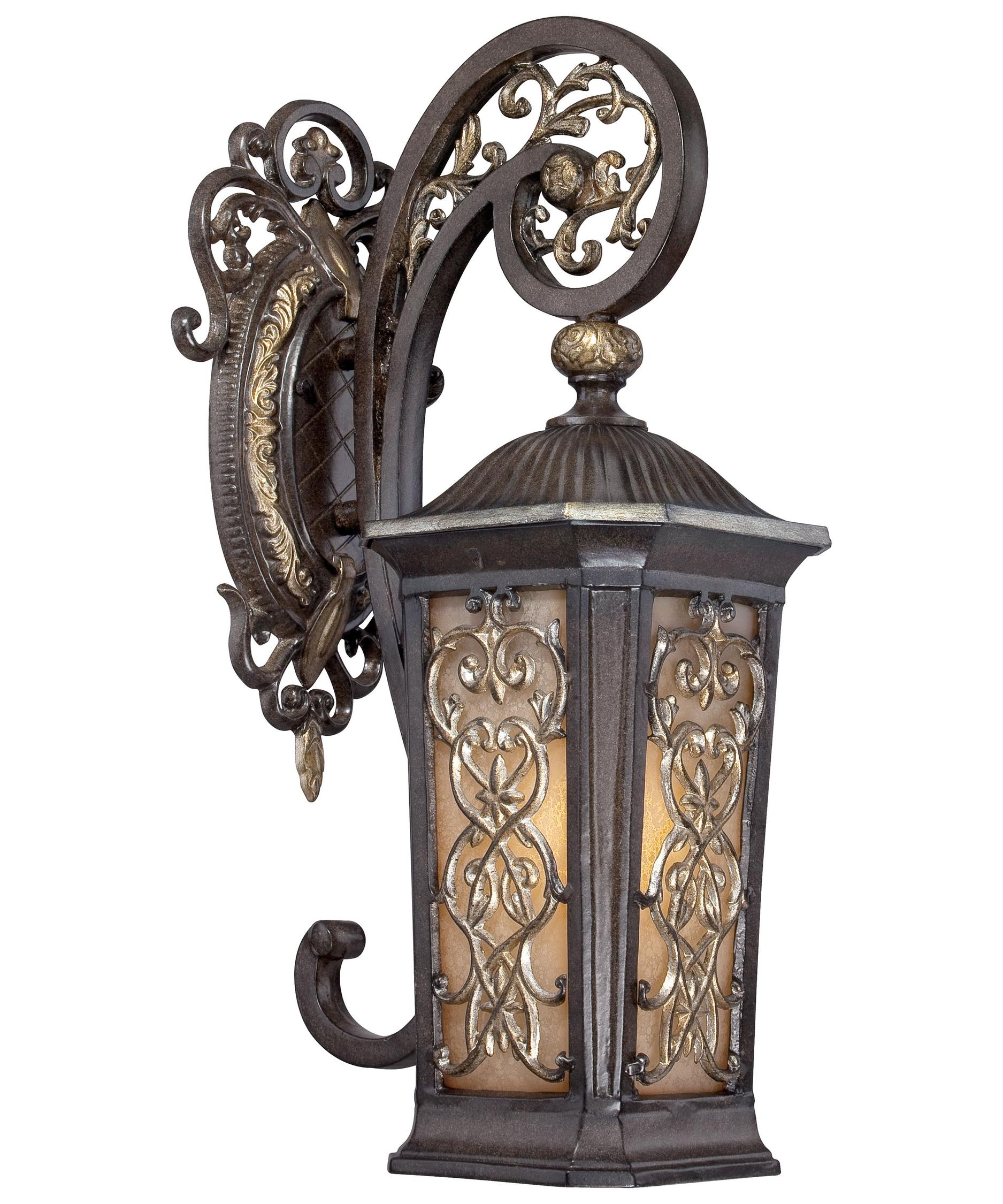 Marvelous Minka Lavery 9111 Romance Collection 9 Inch Wide 1 Light Outdoor Wall Light  | Capitol Lighting 1 800lighting.com