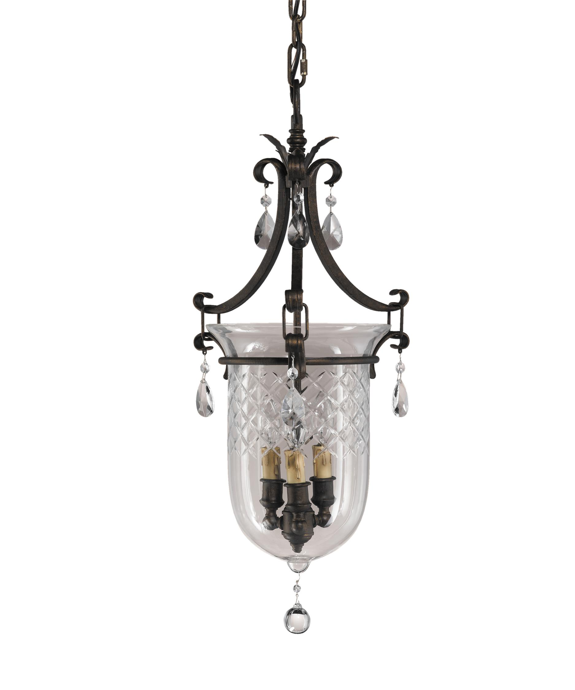 Murray Feiss Fusion Collection: Murray Feiss F2227-3 Salon Maison 13 Inch Large Pendant