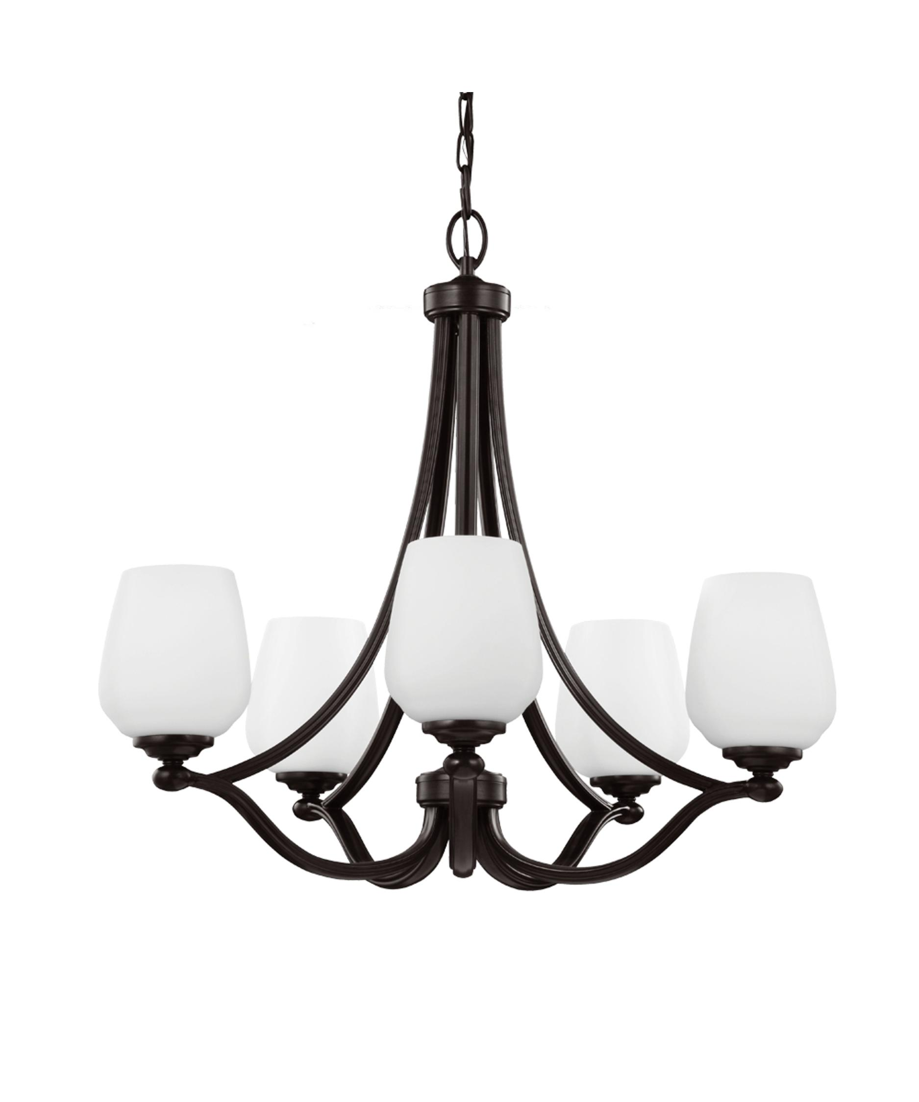 Murray Feiss Vintner 26 Inch Wide 5 Light Chandelier – Murray Feiss Chandeliers