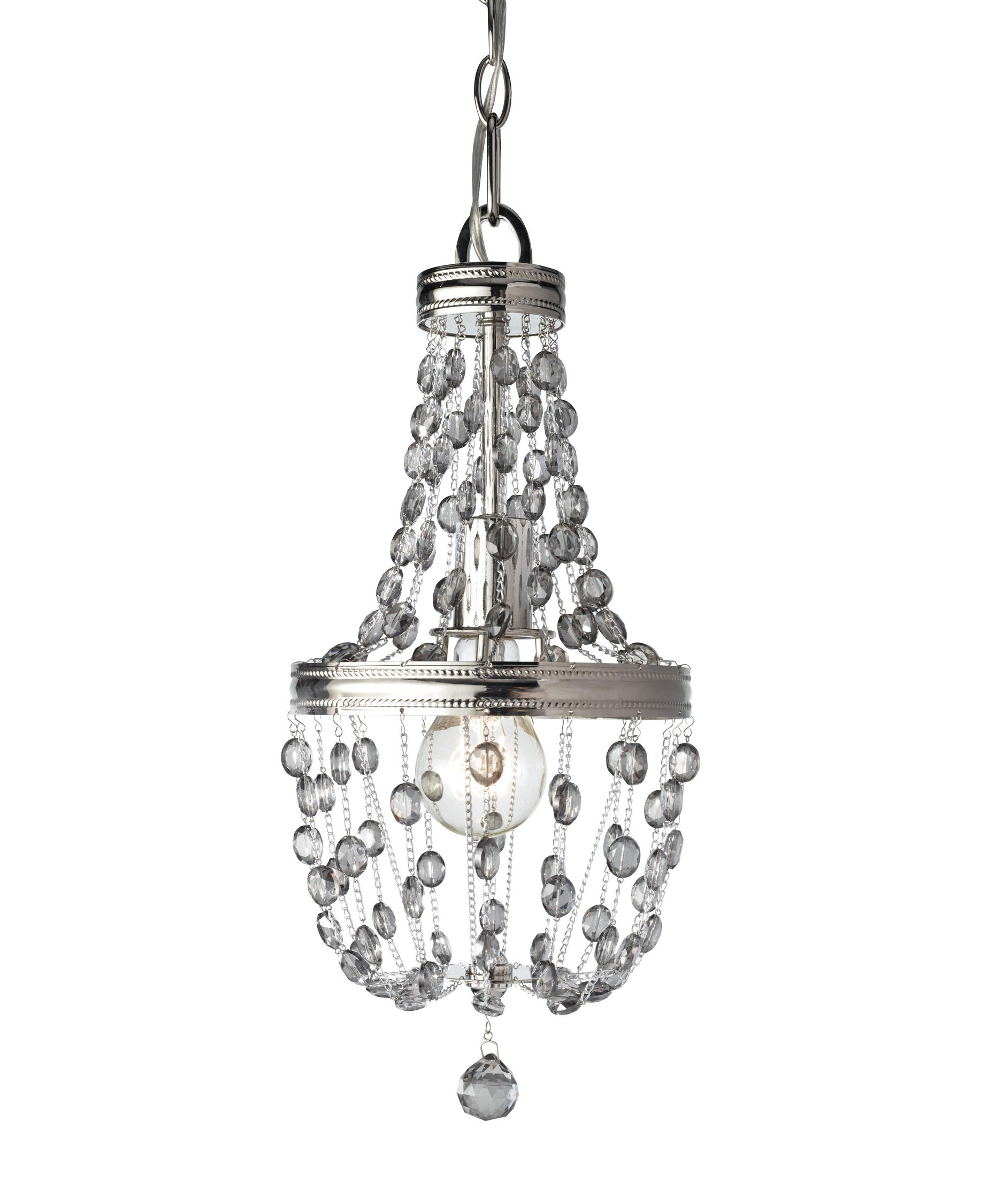 Murray Feiss Malia 8 Inch Wide 1 Light Mini Pendant – Murray Feiss Chandeliers