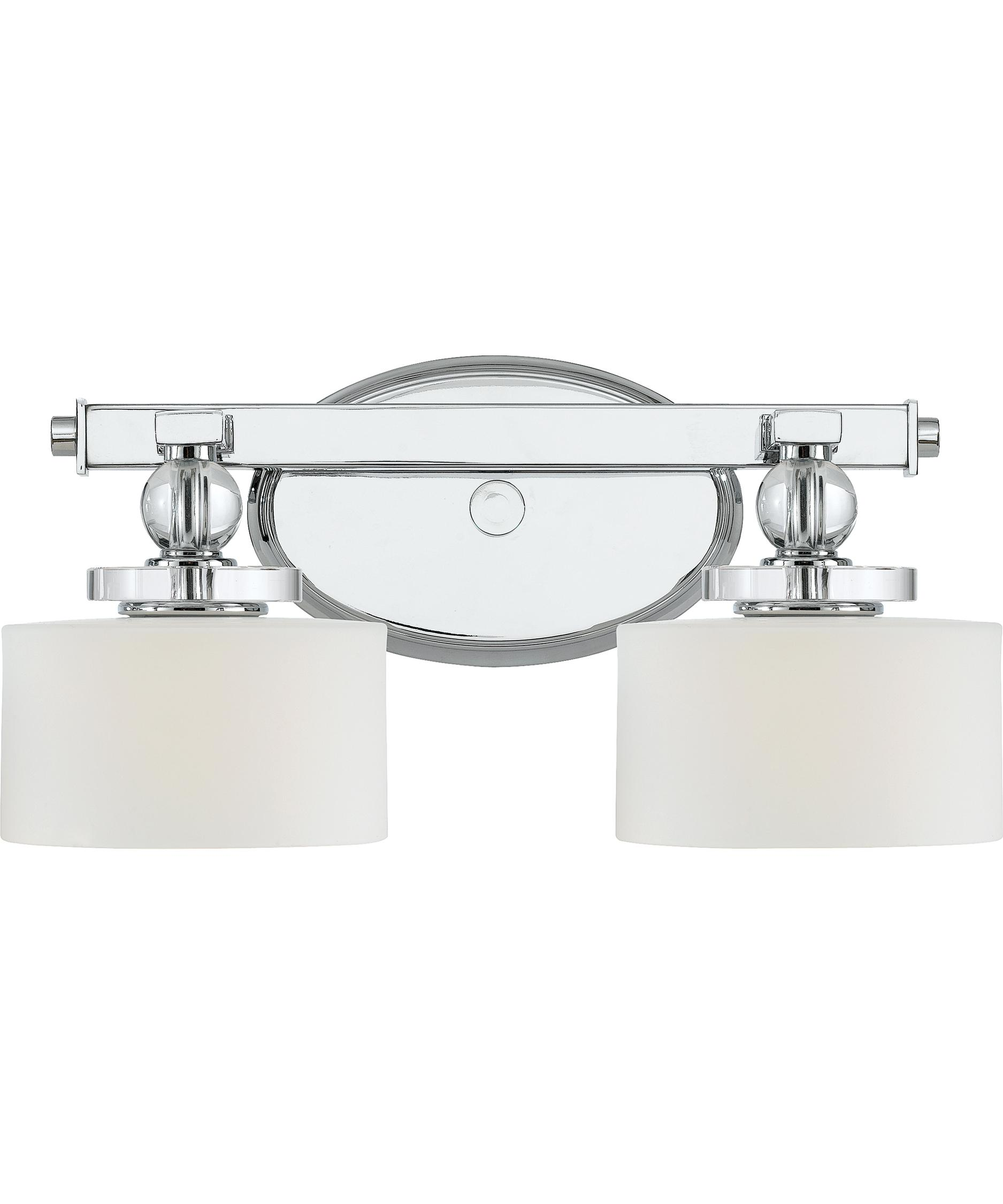 Quoizel Downtown 15 Inch Bath Vanity Light Capitol Lighting 1