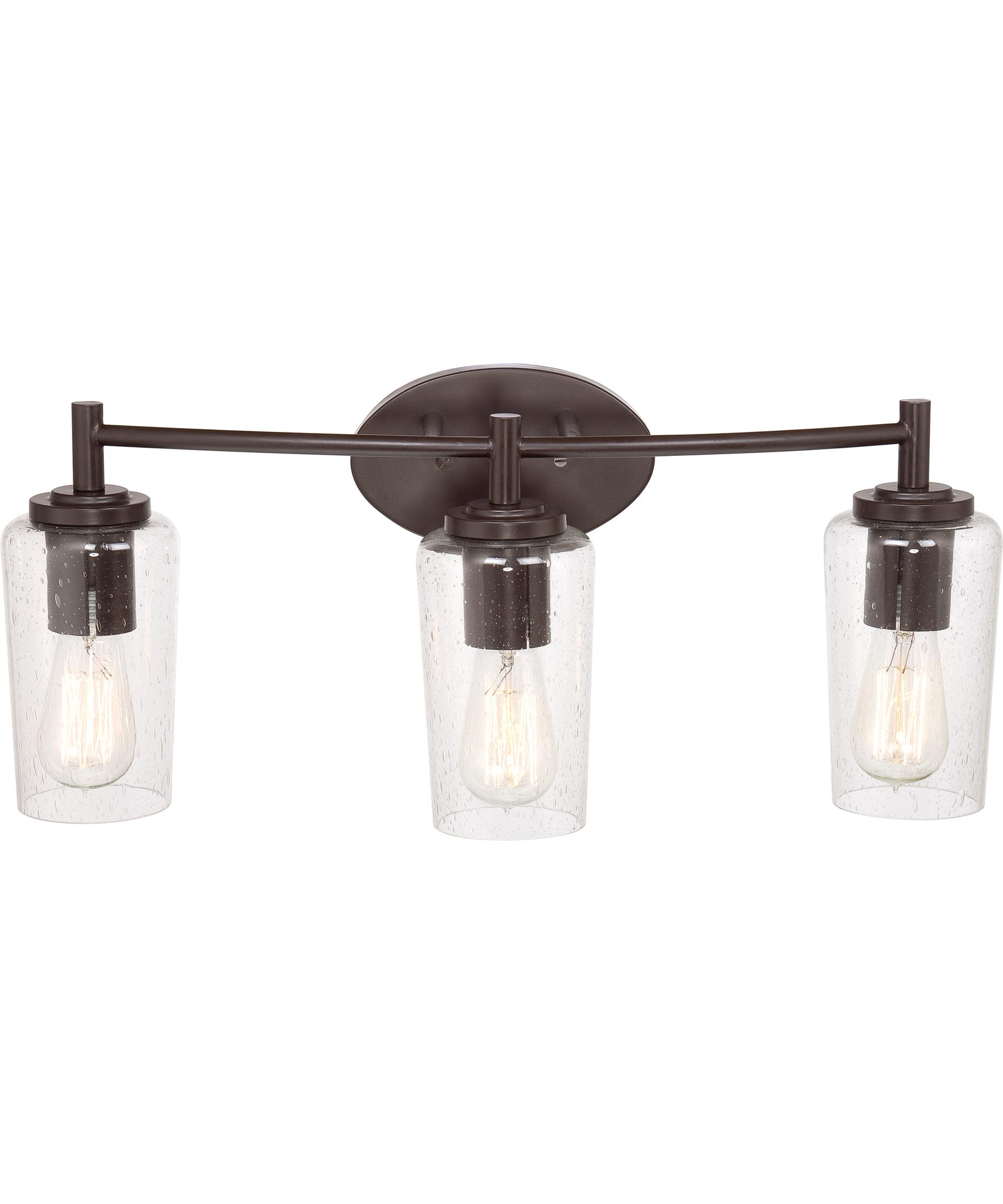 Quoizel Edison 23 Inch Bath Vanity Light Capitol Lighting 1