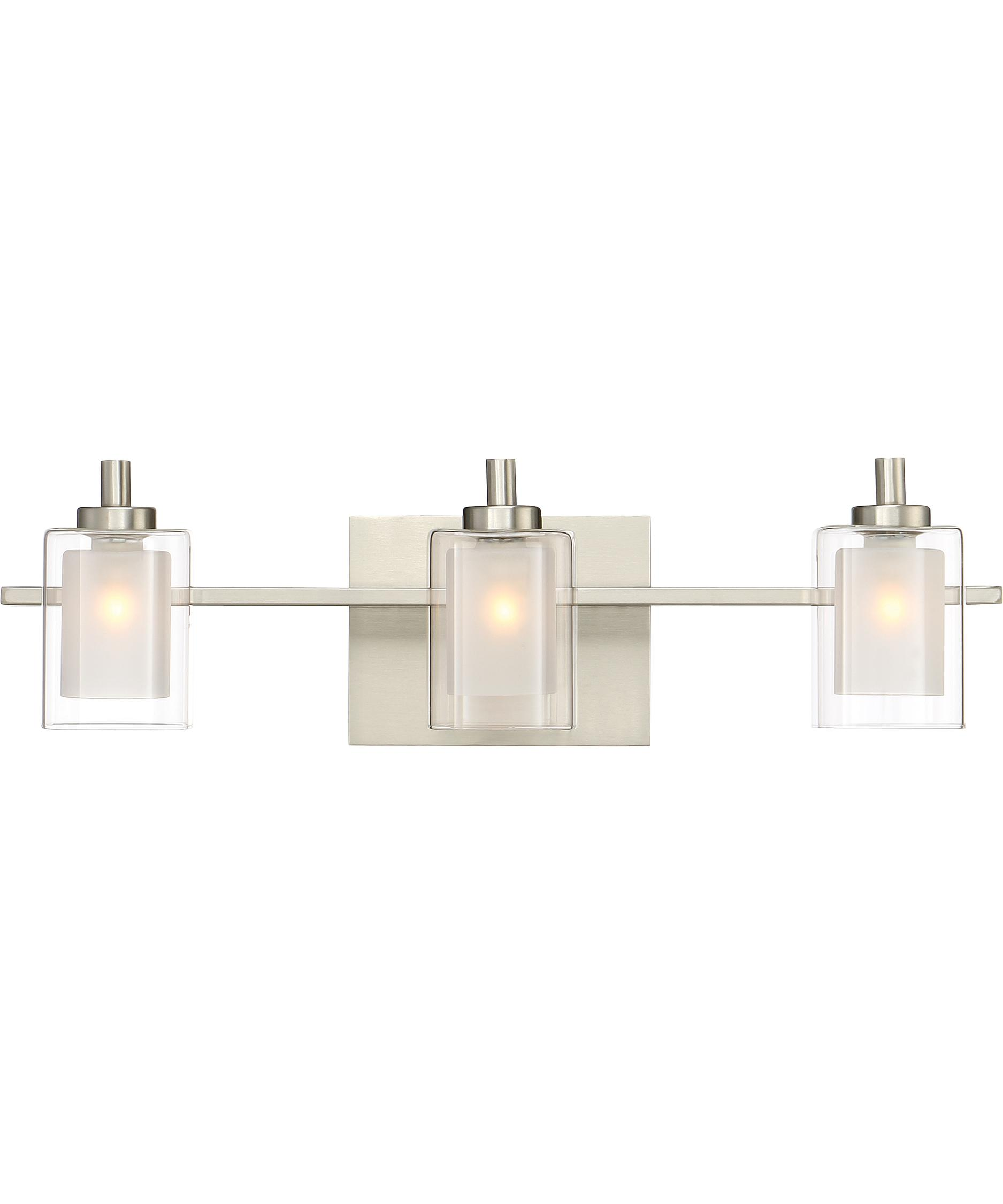 Bathroom Vanity Lights On Sale quoizel klt8603 kolt 21 inch wide bath vanity light | capitol