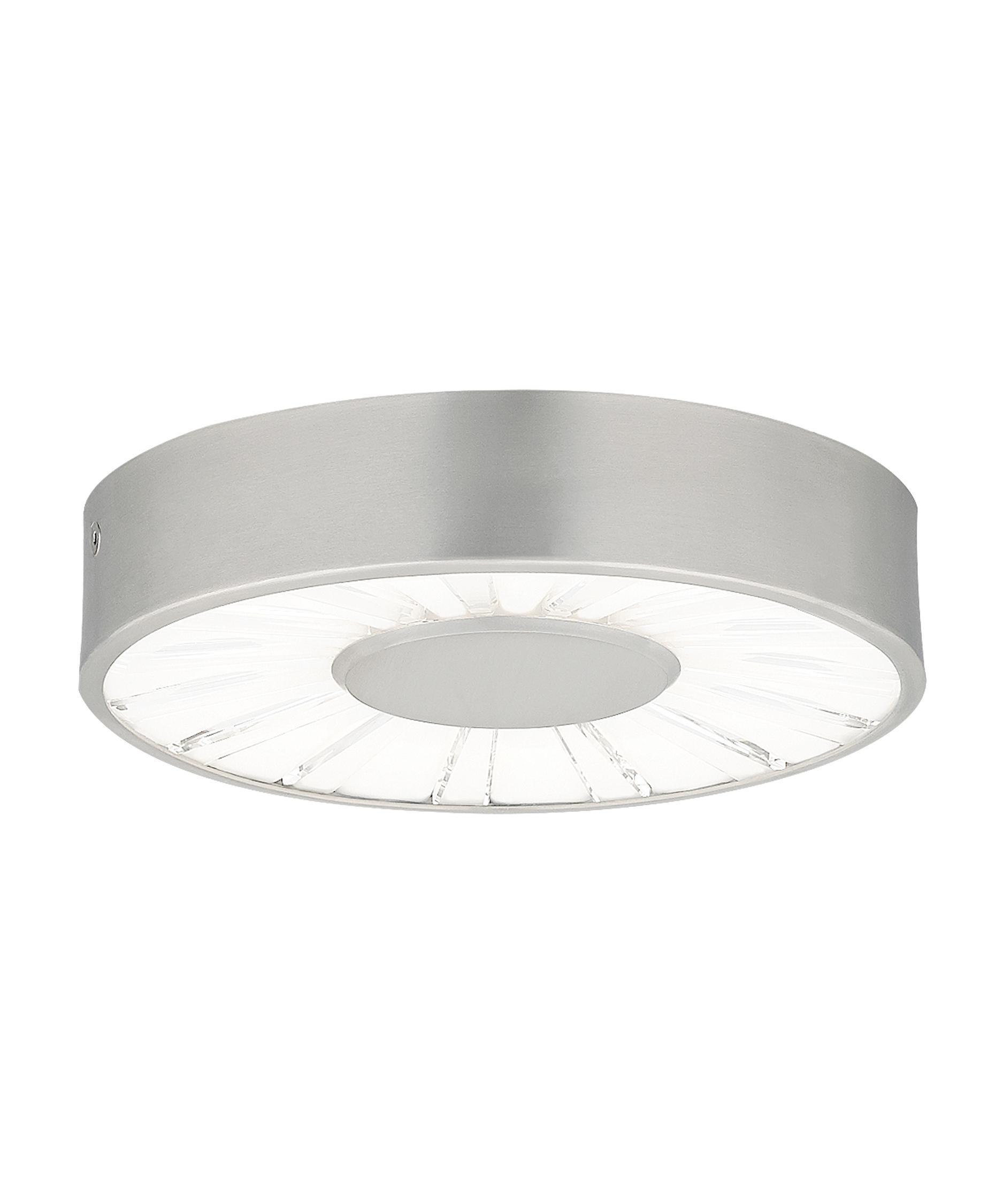 tech lighting 700fmkals kalido 8 inch wide flush mount capitol lighting - Flush Mount Ceiling Fans