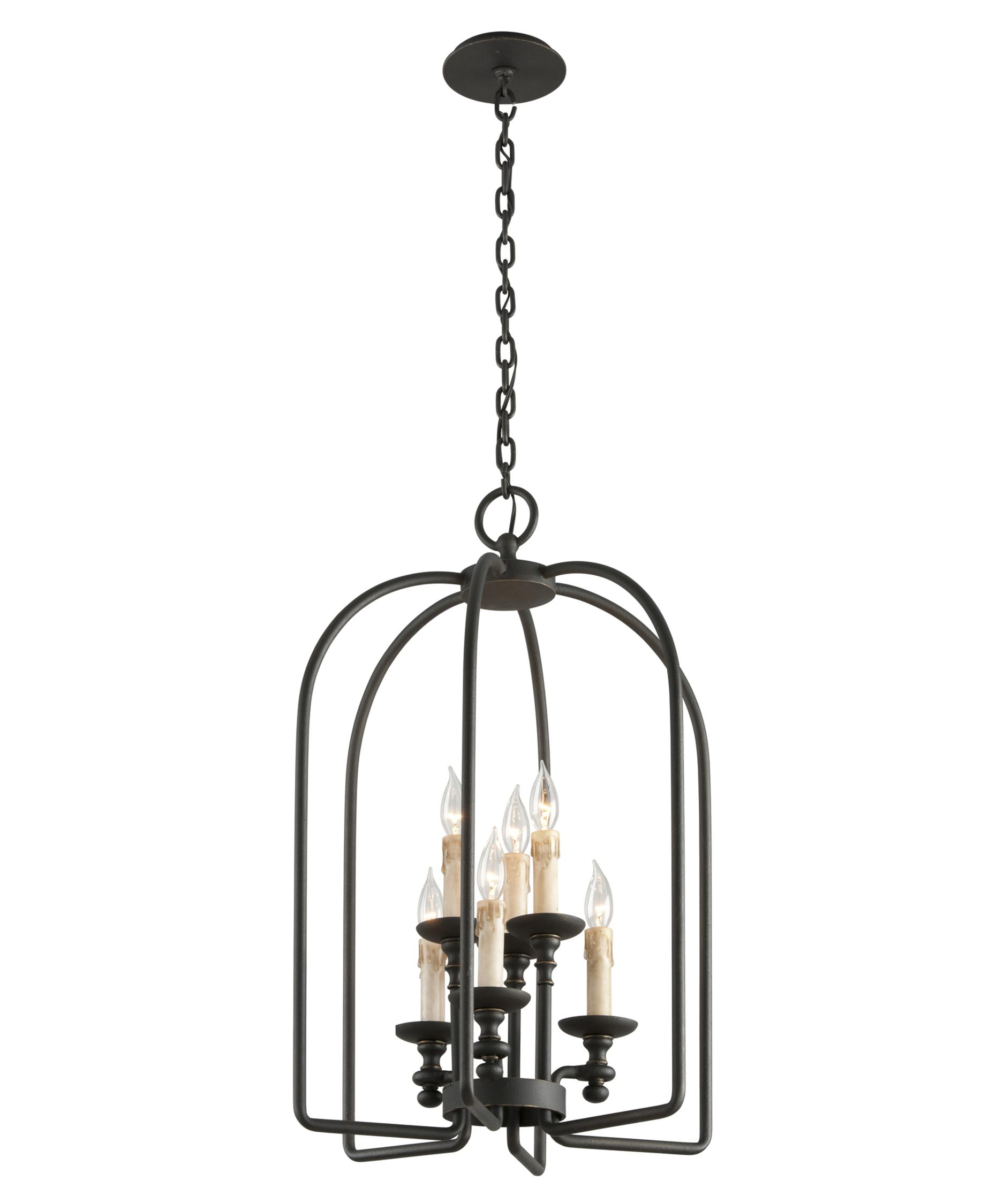 Troy Lighting F3695 Chesapeake 20 Inch Foyer Pendant