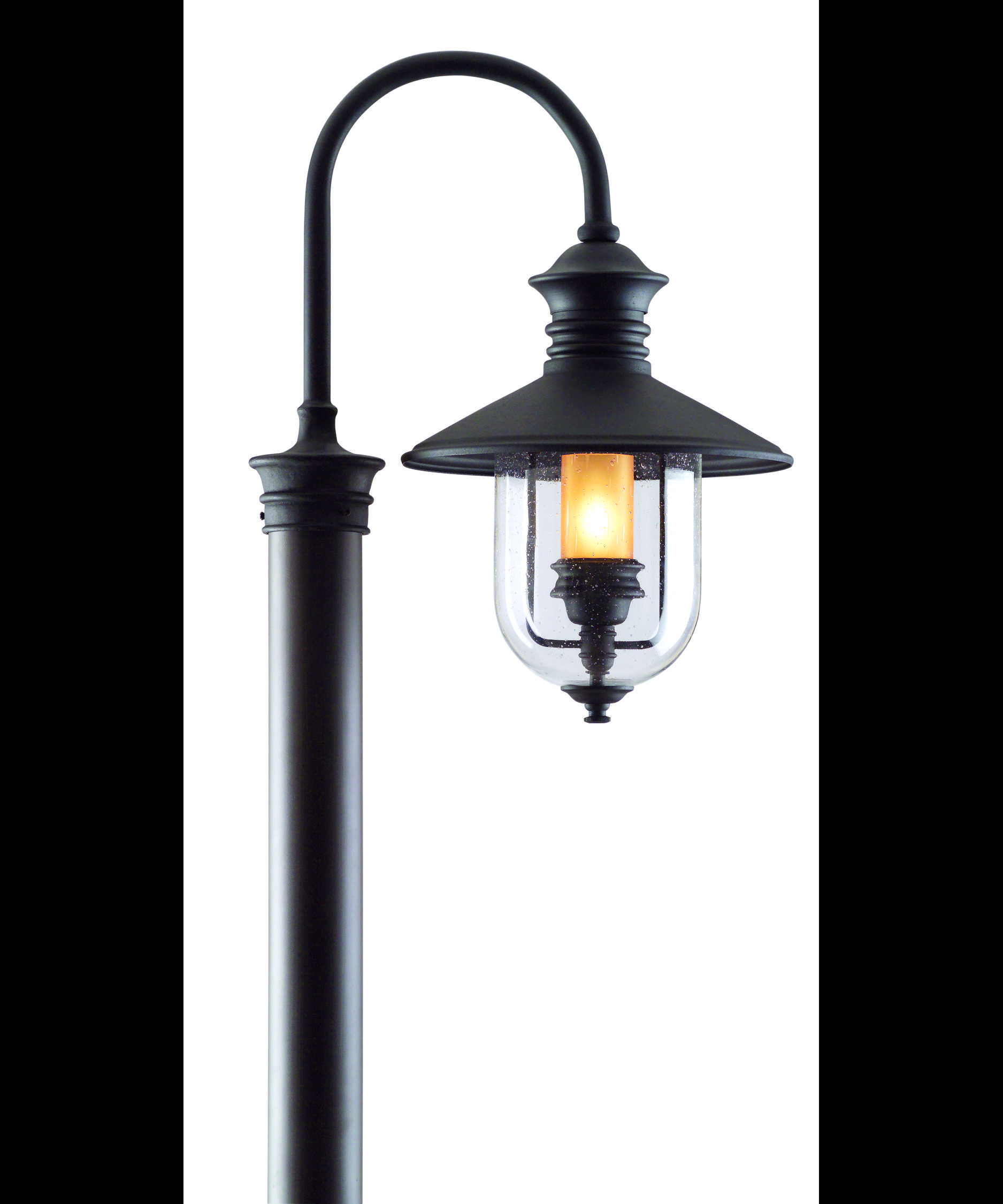 Troy Lighting P9364 Old Town 1 Light Outdoor Post Lamp