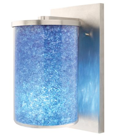 Shown with Sea Blue glass