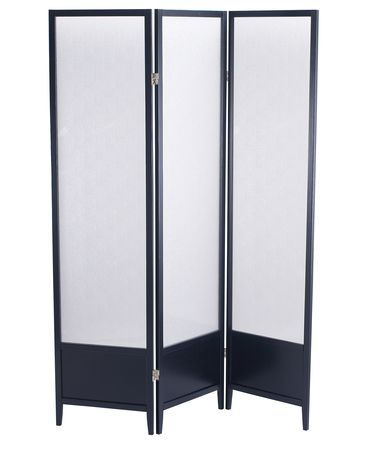 Shown in Black finish and Frosted Plexi glass