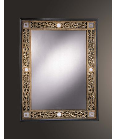 Shown in Tuscan Gold with Mirror Highlights finish