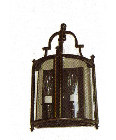 Shown in Deep Oil Rubbed Bronze finish and Clear glass