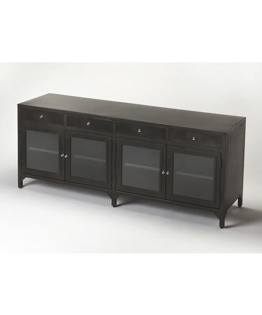 Shown in Black finish