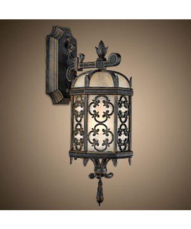 Fine Art Lamps 338581 Costa Del Sol 7 Inch Wide 1 Light