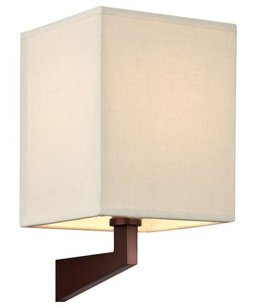 Shown with  and Ivory Fabric shade