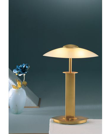 Shown in Antique Brass finish and Champagne glass