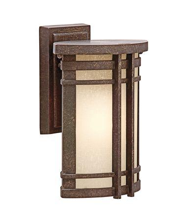 Kichler Crosett 1 Light Outdoor Wall Light