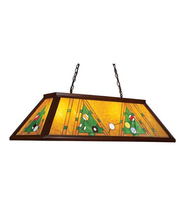 Landmark Lighting 70062-4 Gameroom 44 Inch Billiard Light