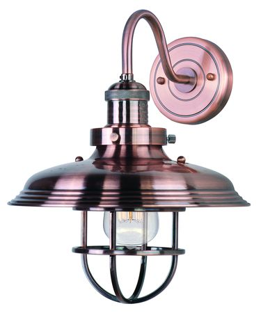 Shown in Antique Copper finish
