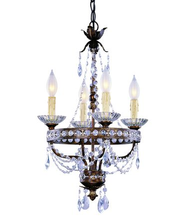 Savoy House 1-1043-4-8  14 Inch Mini Chandelier