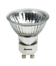 Bulbrite EXN-GU10 50 Watt 120 Volt MR16 Flood Halogen Bulb with Lens