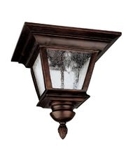 Capital Lighting Brookwood 3 Light Outdoor Flush Mount