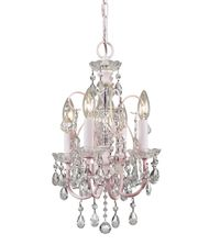 Crystorama 3224 Imperial 14 Inch Mini Chandelier
