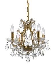 Crystorama 4454 Filmore 18 Inch Mini Chandelier