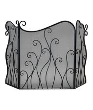 Cyan Design 02558 Evalie Fireplace Screen