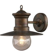 ELK Lighting 42005-1 Maritime 1 Light Outdoor Wall Light