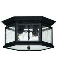 Hinkley Lighting 1683 Edgewater 2 Light Outdoor Flush Mount
