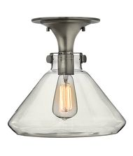 Hinkley Lighting 3147 Congress 12 Inch Semi Flush Mount