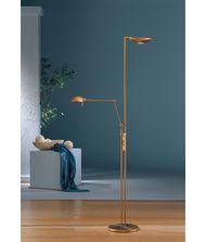 Holtkotter Ultimate Lighting Machine 74 Inch Torchiere Lamp