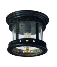 Maxim Lighting 3130 Santa Barbara 1 Light Outdoor Flush Mount