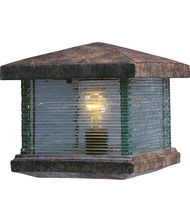 Maxim Lighting 48736 Triumph VX 1 Light Outdoor Pier Lamp