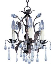 Maxim Lighting 8832 Grove 14 Inch Chandelier