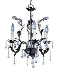 Maxim Lighting 8833 Grove 18 Inch Chandelier