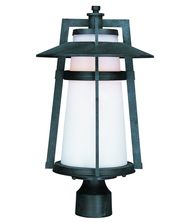 Maxim Lighting 88530SW Calistoga LED Energy Smart Outdoor Post Lamp