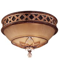 Minka Lavery Aston Court 13 Inch Semi Flush Mount