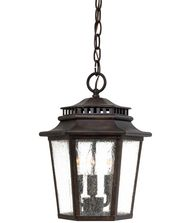 Minka Lavery 8274 Wickford Bay 3 Light Outdoor Hanging Lantern